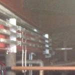 racks of conduit