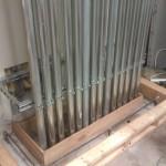 conduit for main entrance