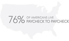 Are you tired of living paycheck to paycheck?